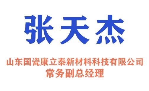 山东国瓷康立泰新材料科技有限公司常务副总经