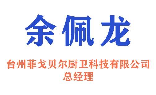 台州菲戈贝尔厨卫科技有限公司总经理