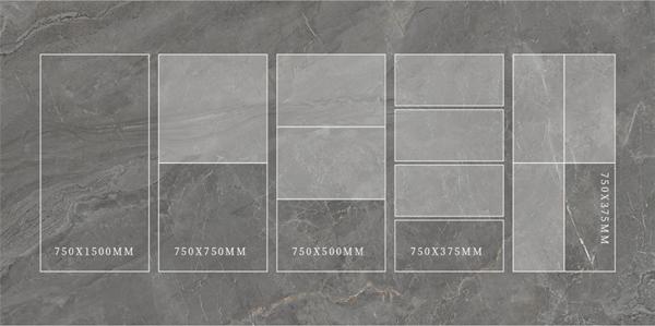 宏宇陶瓷750*1500mm大板瓷砖