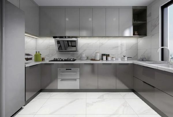 轻奢风格装修图片厨房