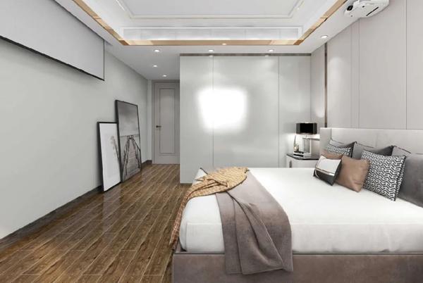 轻奢风格装修图片卧室