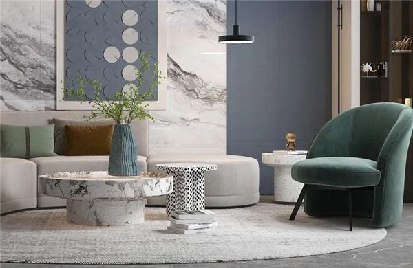 陶瓷十大品牌新明珠2021各种家居装修风格搭配