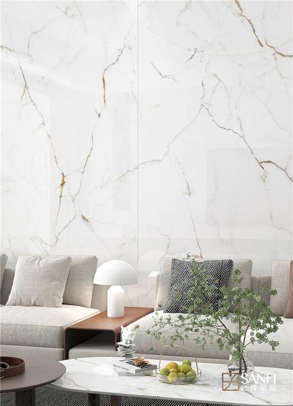 兴辉瓷砖800*2600四连纹岩板