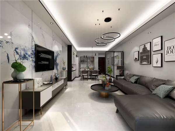 新南悦大理石陶瓷,家居装修之美一眼就心动