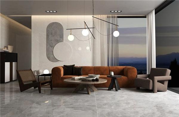 KMY国际轻奢瓷砖通体大理石瓷砖效果图