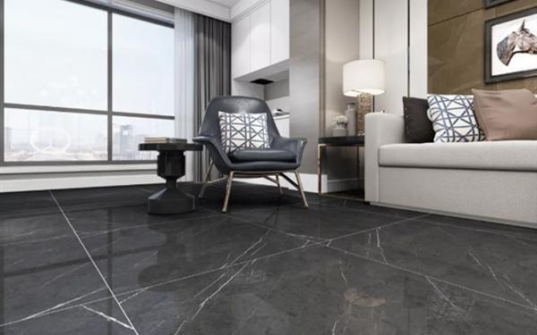 KMY国际轻奢瓷砖800*800大理石瓷砖保加利亚灰
