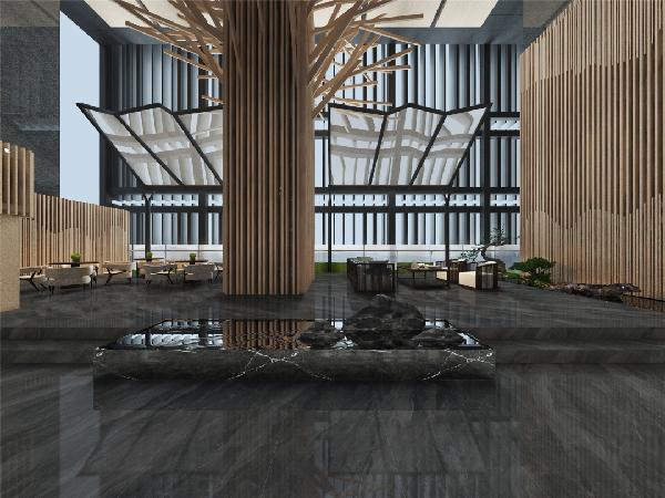 通体岩板瓷砖怎么样,朗科750*1500客厅瓷砖