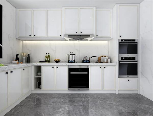 马可波罗厨房设计案例效果图