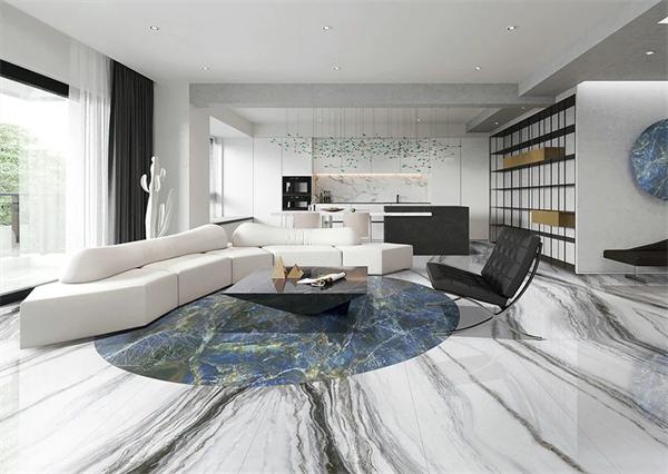 瓷砖十大品牌,罗浮宫陶瓷打造家居空间艺术化