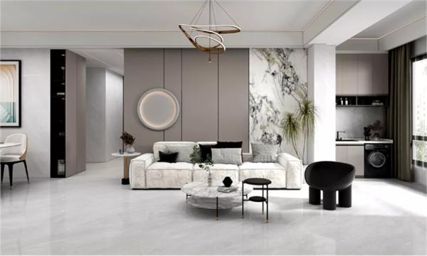 KMY国际轻奢瓷砖600*1200mm托马斯灰岩板