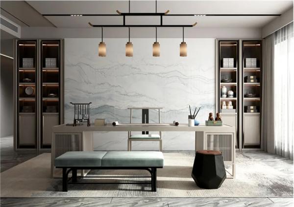 岩板应用都有哪些,全屋岩板定制品牌KMY国际轻奢瓷砖